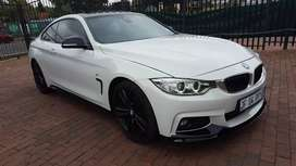 2015 BMW 420D MSPORT MPERFORMANCE AUTOMATIC 105000KM REVERSE CAMERA