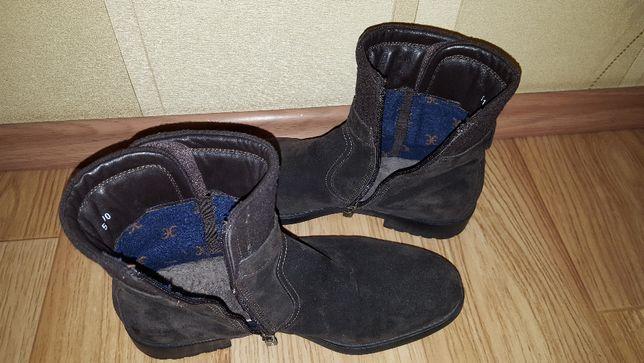 Продам итальянские мужские ботинки (полусапоги) FABI Харьков - изображение 5