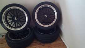 18 inch BBS Mag Rim for Sale