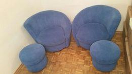 Obrotowe fotele