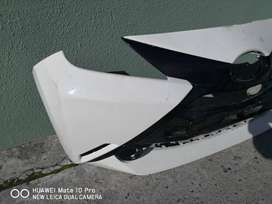 Toyota aygo 2017 model front bumper for sale..