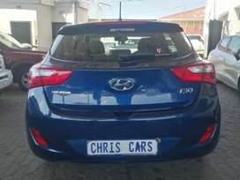 2014 Hyundai i30 1.6 engine capacity automatic.