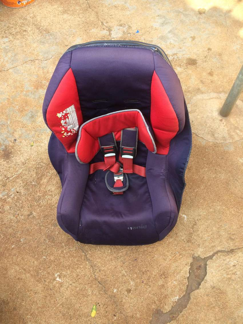 Baby Car Chair for 12 - 42-month child 0