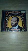 CD фирменный Scott Joplin His Greatest Hits Richard Zimmerman Piano