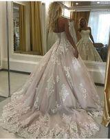 Шикарное итальянское свадебное платье