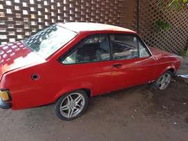 I'm selling a ford escort MK2 2 door body on wheel, papers up to date.