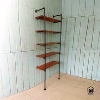 №26/5 Стеллаж мебель Полки этажерка в стиле лофт loft из труб