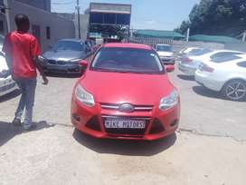 2012 Ford fucus 1.6