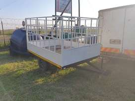 Sheep Trailer with papers for sale
