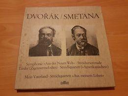 Dvorak/Smetana Płyty Winylowe klasyk zestaw