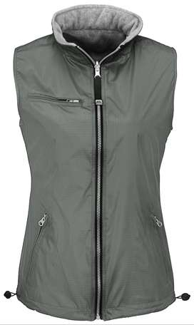 Slazenger - Ladies Fusion Bodywarmer - Grey - (Small - 5XL)
