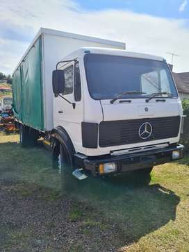 Mercedes 1617 for sale