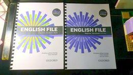 English File Beginner комплект SB+WB