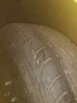 Spare tyre.. Only used once..