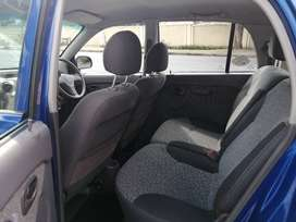 Hyundai Atos is a used car but still in a good condition. 1.1Gls 1key