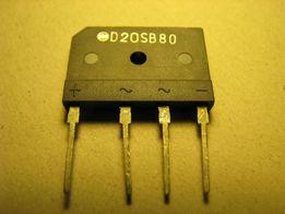 D20SB80 Диодный мост 20А 800В