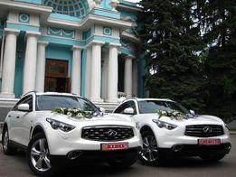 Аренда авто на свадьбу Харьков