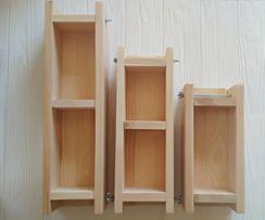 Форма для мыла деревянная ручной работы на 1 кг масел