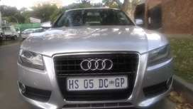 AUDI A5  WITH SERVICE BOOK IN EXCELLENT CONDITION