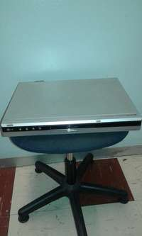 Image of Lg HDD/DVD Recorder.