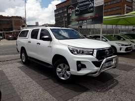 2018 Toyota hilux bakkie manual
