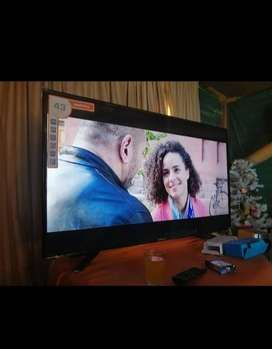 "New Full HD 43"" Sinotec TV for sale #bargain"