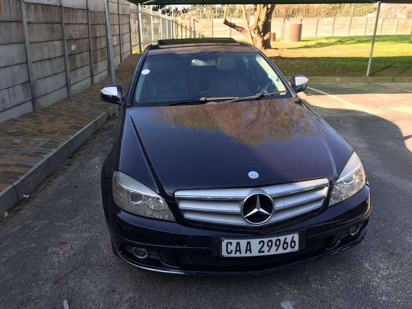 2007 Mercedes Benz C220 CDI Available for sale 0
