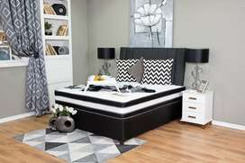 Ortho-Rest Queen size Mattress and Base Set R2799