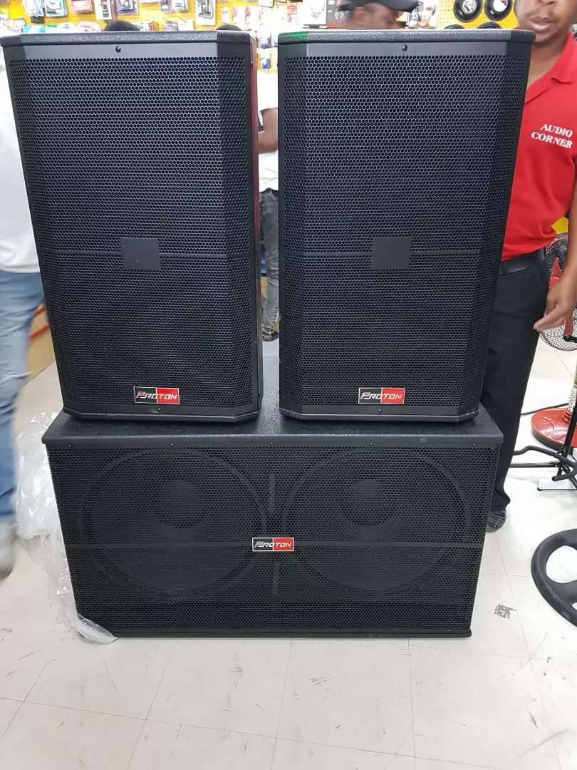 Proton Sound System Brand New Ready to play 0
