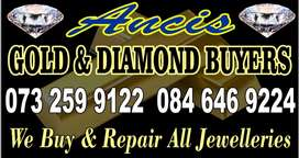 Cash for unwanted Jewellery
