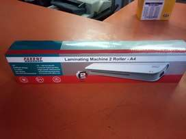 A4 LAMINATING MACHINE 2 ROLLER