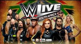 WWE LIVE TICKETS REDUCED PRICE