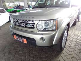 2011 Land Rover Discovery 3.0 SDV6 HSE