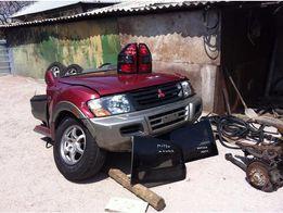 КЗОВЩИНА ДЕТАЛИ КУЗОВА четверть Mitsubishi Pajero Wagon 1997-2008