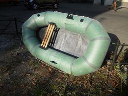 Резиновая лодка для рыбалки Стриж 1
