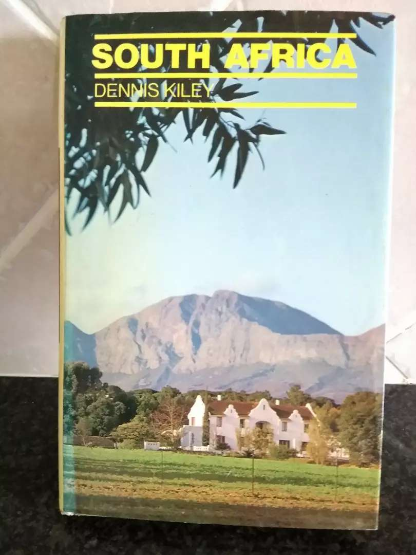 Hardback book on South Africa 0