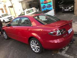 Mazda 6 2007 automatic for sale