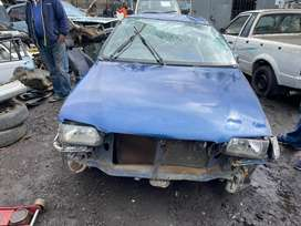 TOYOTA TAZZ AVAILABLE AS A REBUILD/ REPAIRABLE OR FOR SPARES