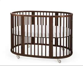Stokke cot and bed