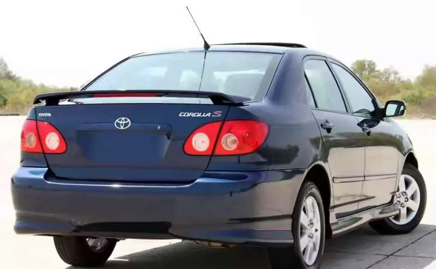 Unregistered corolla and any other car you need at most cheapest price 0