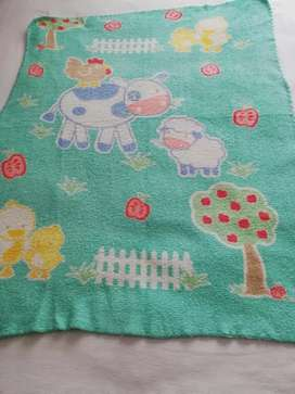 Baby soft throw blanket