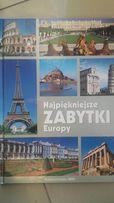Książka Najpiękniejsze zabytki Europy