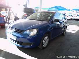 Volkswagen Polo Vivo 1.4,2011,Manual