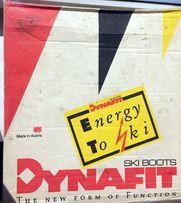 Ботинки DYNAFIT + лыжи Fischer