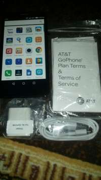 Image of AT&T huawei smart phone