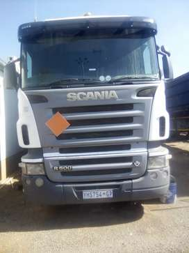 2008 Scania r500 for sale