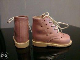 Ортопедические ботинки, стелька 13 см