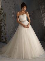 Limitowana Suknia ślubna Blu by Mori Lee 5172