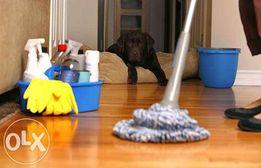 Качественная уборка квартир и домов