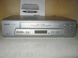 Продам пишущий видеомагнитофон Sharp VC-AA350